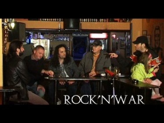 "Dokumentarni film ""Rock'n'War"" – 2015. godina"
