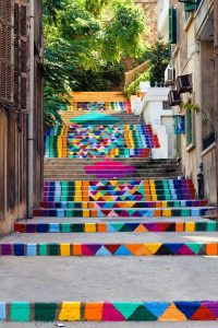 17.-Beirut-Lebanon-17-Beautifully-Painted-Stairs-From-All-Over-The-World.-7-Is-Insane