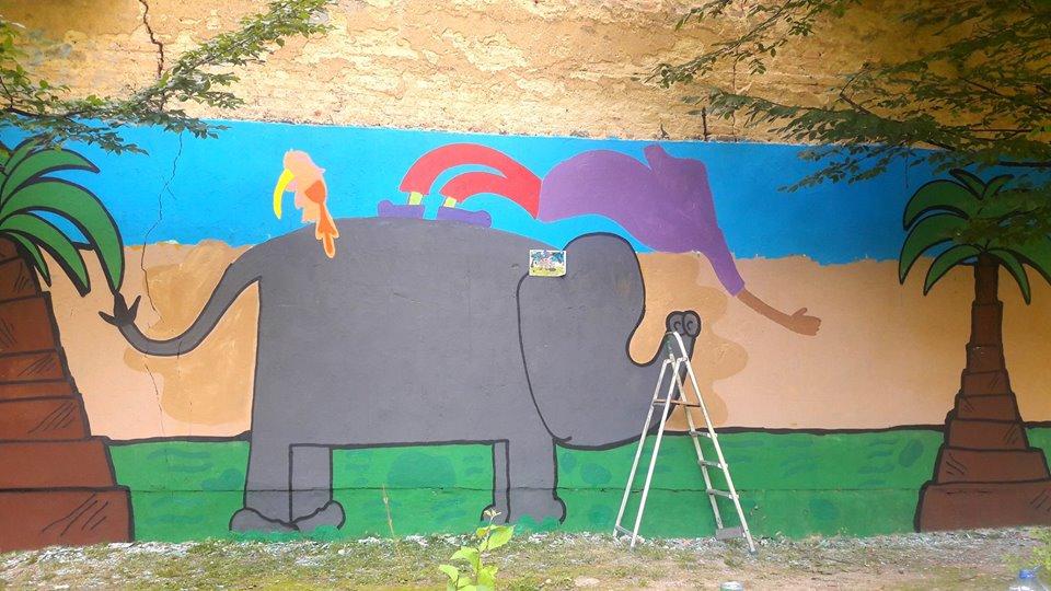 Mural park